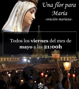 ORACIÓN A MARÍA