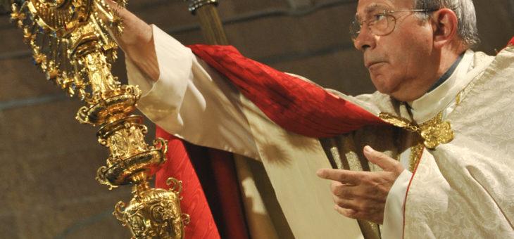 D.E.P. d. Antonio, Obispo emérito de nuestra Diócesis de Ciudad Real